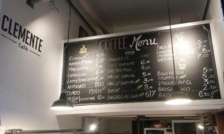 Clemente Café: Um achado na Vila Clementino
