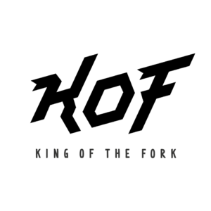 Logo KOF King of Fork