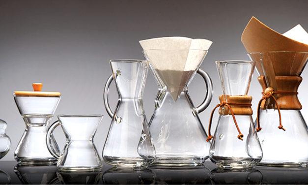 Como Preparar Café Usando Chemex
