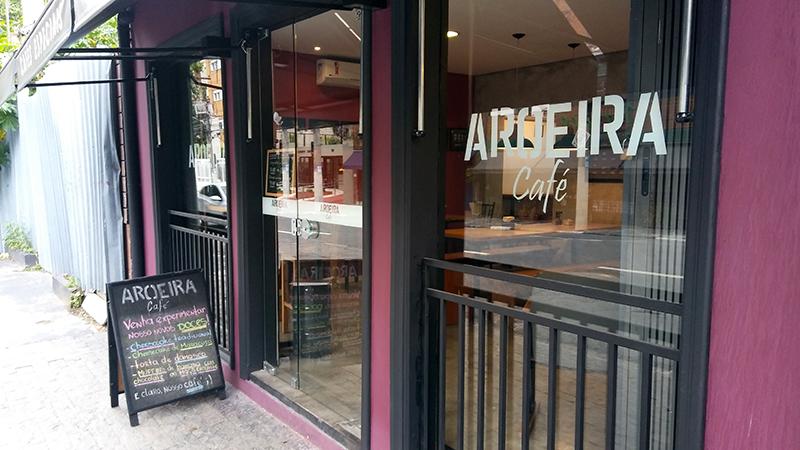 Aroeira Café: Moema Ganha Cafeteria Que Merece!