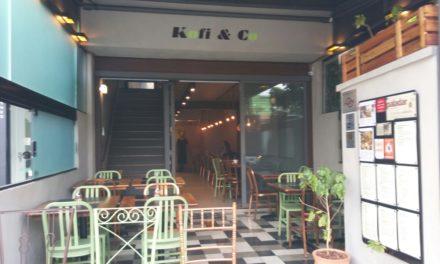 Kofi & Co, Chácara Sto Antônio Também tem café especial!