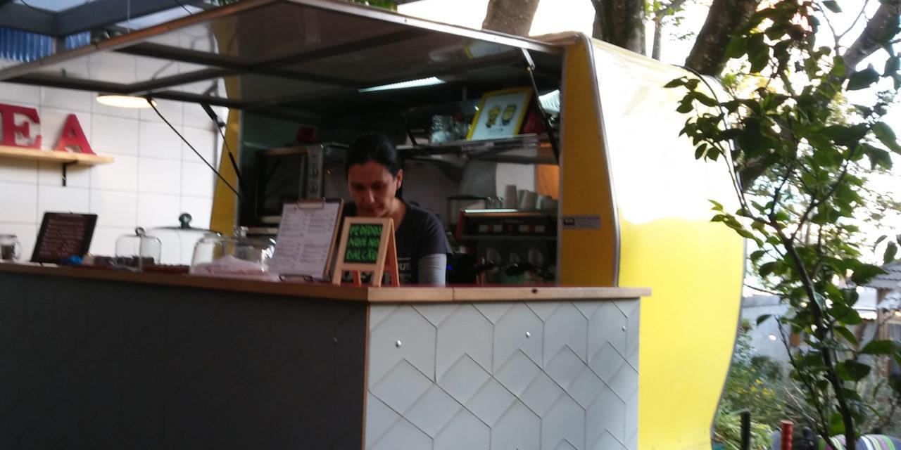 Nano Café: Coffee Truck em 02 Unidades