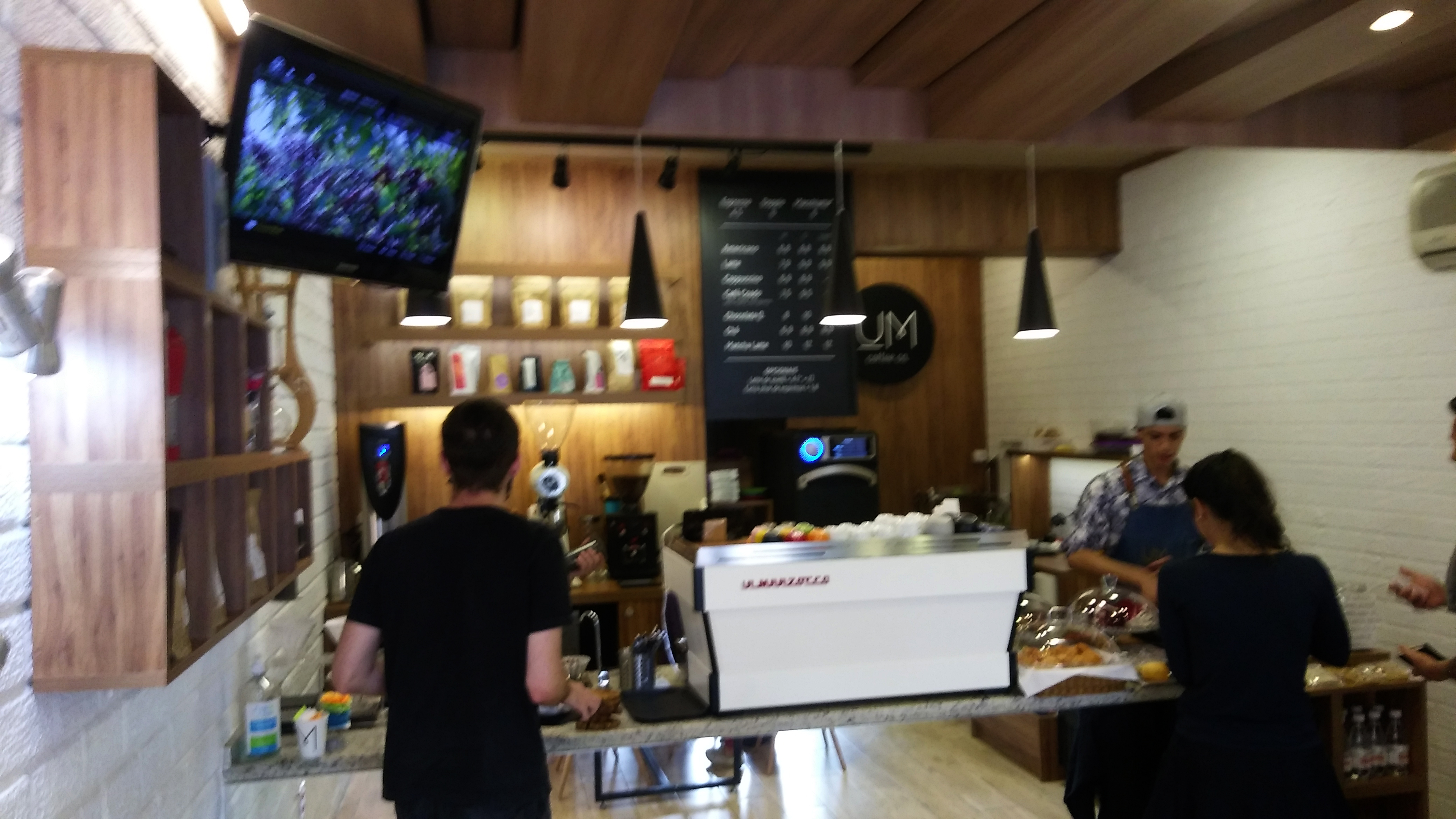 Um Coffee Co. Ganha Filial No Itaim Bibi