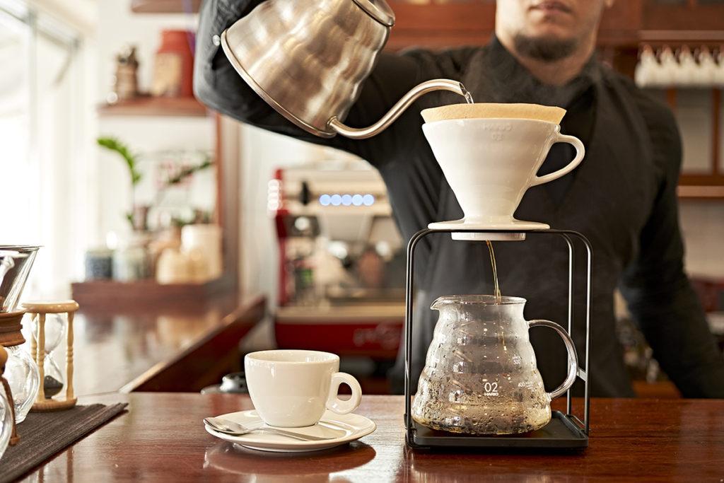 Café Sabor Mirai - Japan House São Paulo - Cafe Bourbon Ipanema Espresso (R$ 5,50) Coado (R$ 10) Foto Richard Cheles