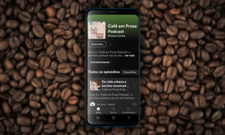 [PODCAST] Café em prosa podcast
