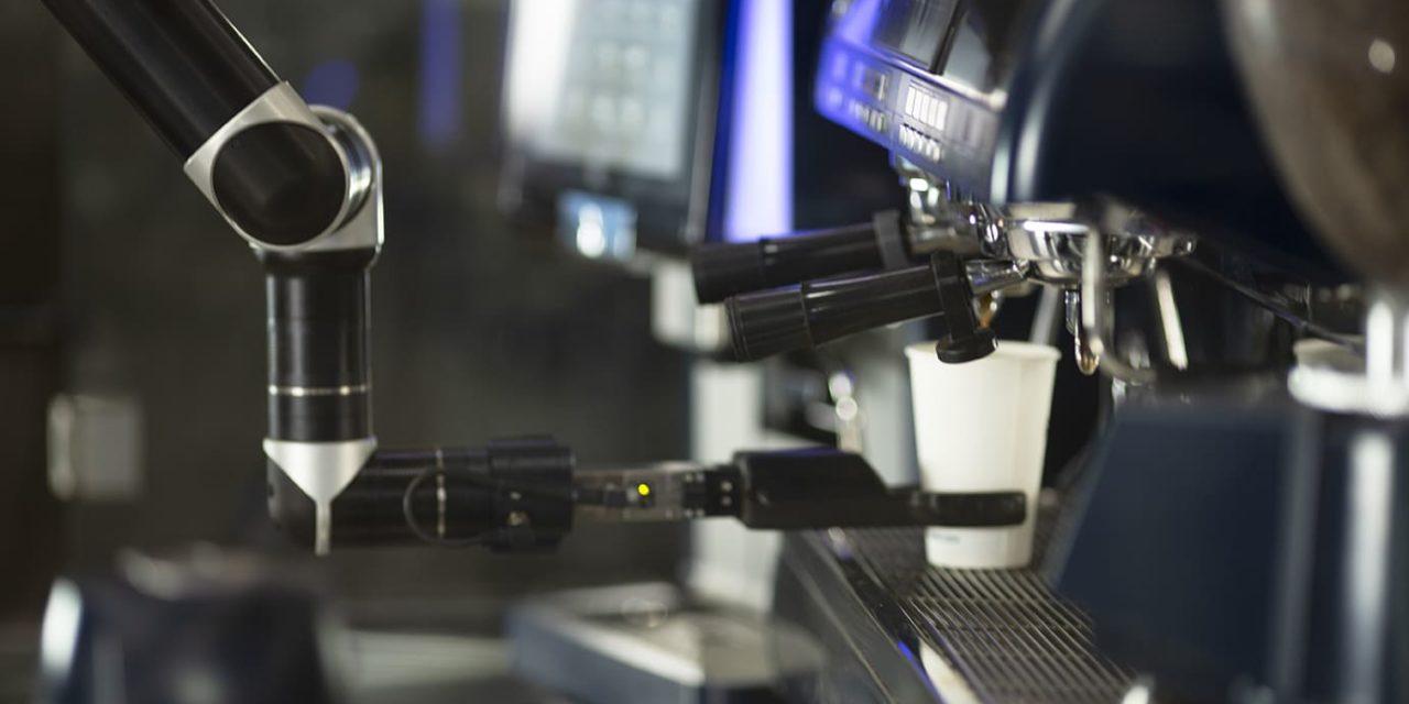 Você tomaria um café preparado por um robô?